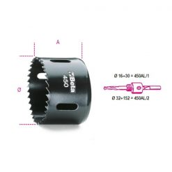 Hole Saws & Cutters