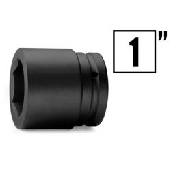 """Impact Sockets & Accessories, 1"""""""