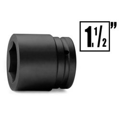 """Impact Sockets & Accessories, 1"""" 1/2"""